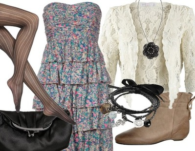 Collage Outfit stylefruits
