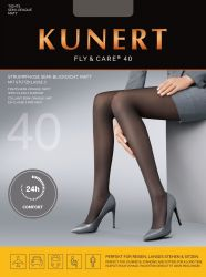 Kunert Fly & Care Women Reisestrumpfhose 1 Paar