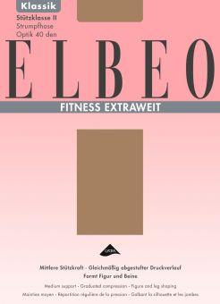 Elbeo Fitness Extraweit Tights 1 Pair