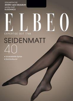 Elbeo Seidenmatt 40 Strumpfhose 3er Pack