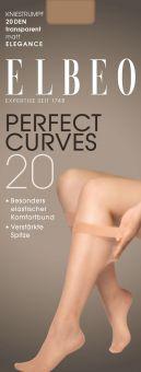 Elbeo Perfect Curves 20 Kniestrumpf 3er Pack