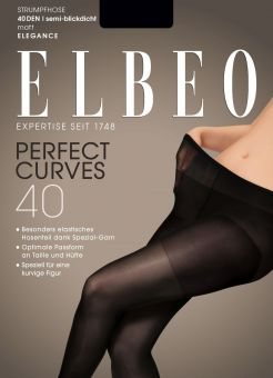 Elbeo Perfect Curves 40 Strumpfhose 3er Pack