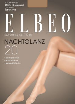Elbeo Nachtglanz 20 Strumpfhose 3er Pack