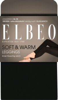 Elbeo Soft & Warm Leggins 1 Pair