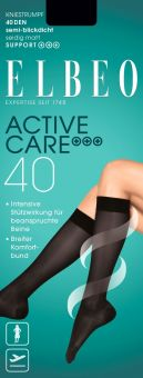 Elbeo Active Care 40 Kniestrumpf 3er Pack