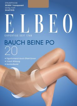 Elbeo Bauch Beine Po 20 Tights 3-Pack