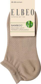 Elbeo Bamboo Breathable Sneaker Socke 3er Pack