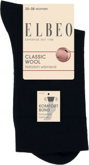 Elbeo Classic Wool Sensitive Sock 3-Pack