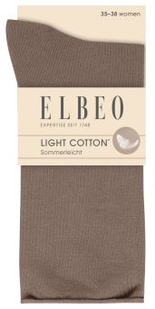 Elbeo Light Cotton Roll-In Edge Sock 3-Pack