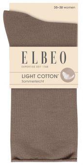 Elbeo Light Cotton Roll-In Edge Socke 3er Pack
