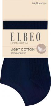 Elbeo Light Cotton Sneaker Socke 3er Pack