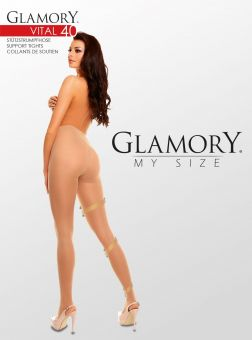 Glamory Vital 40 Support Tights 3-Pack