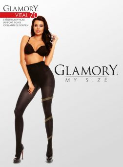 Glamory Vital 70 Support Tights 3-Pack