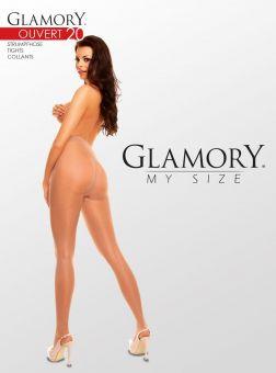 Glamory Ouvert 20 Strumpfhose 3er Pack