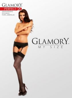 Glamory Perfect 20 Stocking 3-Pack