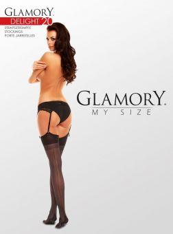 Glamory Delight 20 Strumpf 3er Pack