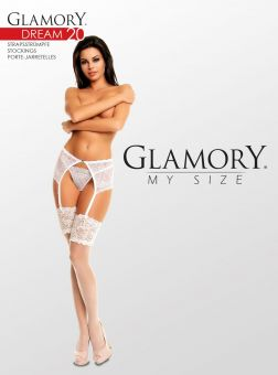 Glamory Dream 20 Strumpf 3er Pack