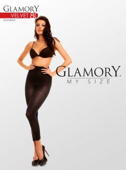 Glamory Velvet 80 Leggings 3er Pack