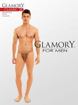 Glamory Classic 20 Herrenstrumpfhose 3er Pack