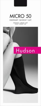 Hudson Micro 50 Kniestrumpf 3er Pack