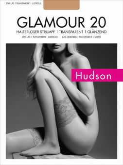 Hudson Glamour 20 Stay Ups 3-Pack