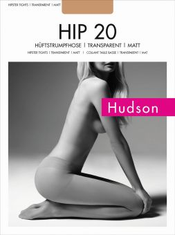 Hudson Hip 20 Hipster Sheers 3-Pack