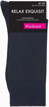 Hudson Relax Exquisit Socke 3er Pack