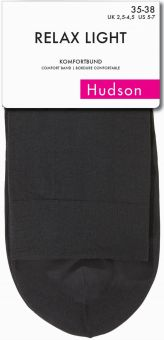 Hudson Relax Light Ankle Sock 3-Pack