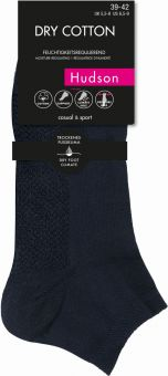 Hudson Dry Cotton Sneaker Sock 3-Pack
