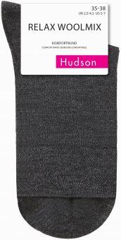 Hudson Relax Woolmix Socke 3er Pack
