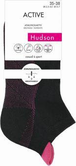 Hudson Active Sneaker Sock 3-Pack