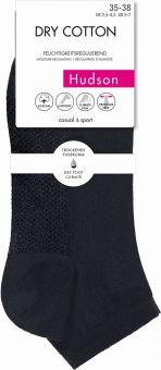 Hudson Dry Cotton Sneaker Socke 3er Pack