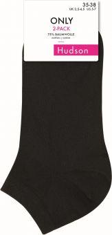 Hudson Only Sneaker Sock 6-Pack