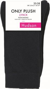Hudson Only Plush Socke 6er Pack