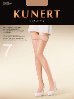 Kunert Beauty 7 Halterloser Strumpf 3er Pack