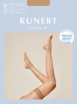 Kunert Fresh Up 10 Stay Ups 3-Pack