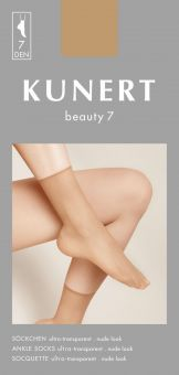 Kunert Beauty 7 Ankle Sock 3-Pack