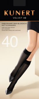 Kunert Velvet 40 Knee High 3-Pack