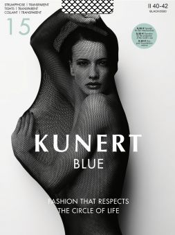 Kunert Blue 15 Tights 1 Pair