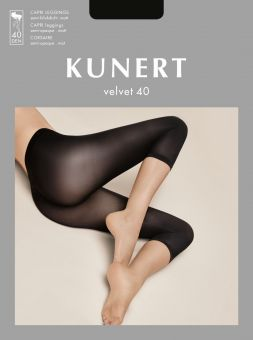 Kunert Velvet 40 Leggings 3er Pack