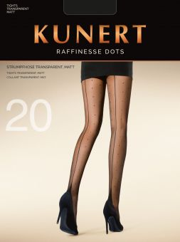 Kunert Raffinesse Dots 20 Tights 3-Pack